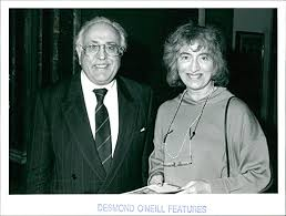 Vintage photo of Sir Hugh Rossi and Lady Rossi: Amazon.ca: Home ...