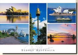 Image result for australia postcard