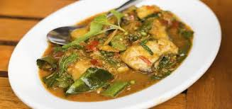 how to make fish and vegetable curry