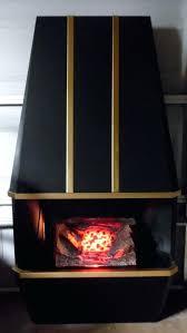 vintage electric fireplace retro mid century electric fireplace ideas vintage electric fireplace
