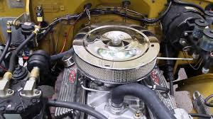 1978 Toyota Land Cruiser w/Chevrolet 5.0 Liter V8 engine running ...