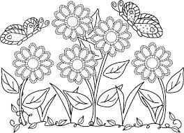 coloring book pages flowers printable coloring pages flowers flower coloring book pages flower printable coloring pages