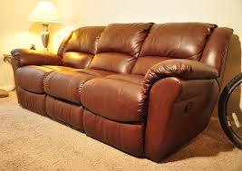 SOLD The Most Comfortable Leather Couch Ever Manufactured Matt In Sofa  Remodel 0