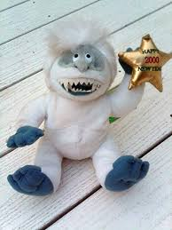 abominable snowman ble yeti with cvs logo 10 inch beanie plush rudolph island of misfit
