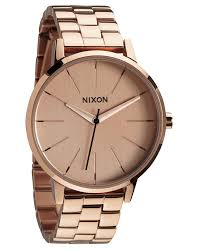 nixon the kensington watch all rose gold surfstitch all rose gold mens accessories nixon watches a099897rose