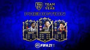 FIFA 21 TOTY Predictions: Team Of The Year Squad And 12th Man Community Vote  Prediction