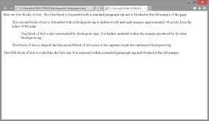 Paragraphs Mga