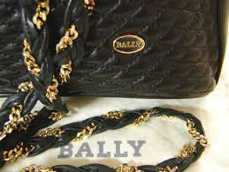Vintage Bag Watchlist: Bally - quilted lambskin & Item: Bally quilted lambskin bag Adamdwight.com