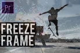 make freeze frame videos by vidz xpert
