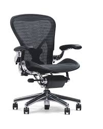 comfortable office furniture. Aeron - Office Chair For Herman Miller By Bill Stumpf And Don Chadwick, 1994 Comfortable Furniture