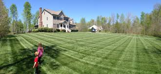Mowing Patterns Awesome How To Create Mowing Patterns In Your Lawn Virginia Green Lawn