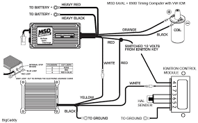 msd 6al wiring diagram chevy wirdig msd ford distributor wiring diagram image wiring diagram