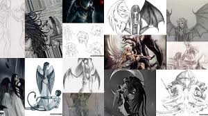 значение тату ангел и демон клуб татуировки фото тату значения