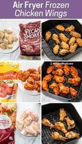 frozen en wings raw pre cooked