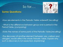 ELEMENTS. What are elements? An element is a substance that cannot ...