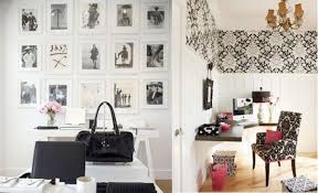 home office wall decor ideas. Simple Ideas Decorating A Black U0026 White Office Ideas Inspiration And Home Office Wall Decor