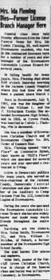 Obituary for Ida Faatia - Newspapers.com