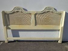 french provincial bedroom. bed headboard french provincial rococo shabby chic bedroom furniture carved cane o