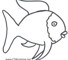 rainbow fish coloring pages template to color best ideas on printable rainbo