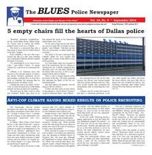 September Blues 2016 By The Blues Police Newspaper Issuu