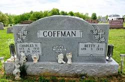 Charles Nelson Coffman (1932-2004) - Find A Grave Memorial
