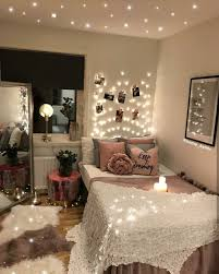 Cute Rooms With Lights Pin By Tahlia Barac On Room Decor Dream Rooms Bedroom