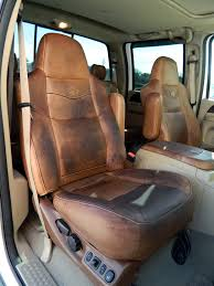 2001 ford f150 supercrew seat covers king ranch style truck interior conversion s i love of