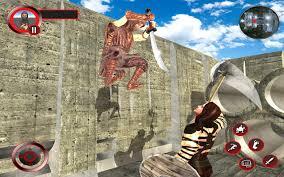 Ninja chiến binh sát thủ chiến đấu: sống sót thoát cho Android - Tải về APK
