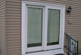 anderson sliding patio doors with built in blinds whl creative of andersen