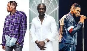 Usher Chris Brown And Akon Join Ksas Diriyah Festival
