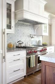 kitchen backsplash trends pebble tile 2018
