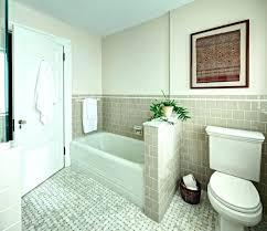 half tiled bathroom walls bathroom half wall tile pictures bathroom tiles tile paint half wall ideas