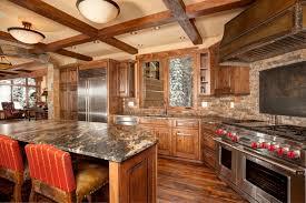 granite countertops review rustic kitchen design