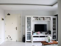 White Paint Living Room Interior Design Flawless Ikea Living Room Planner With Tv Built