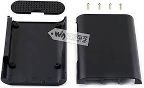 WENDi Black Case Type J for Raspberry Pi 1A/1B Dust-Proof: Amazon.co.uk:  Computers & Accessories