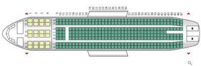 37 Abiding Airbus 330 300 Seating Chart