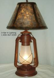 rustic table lamps pertaining to dx830 lantern lamp design 13 rustic table lamps 081