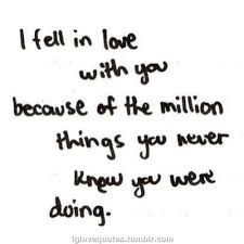 I M Still In Love With You Quotes