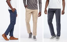 Rhone Size Chart These Sleek New Mens Travel Pants Have Hundreds Of Five