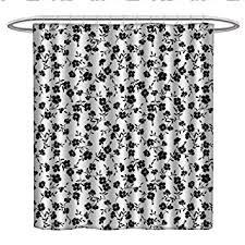 Amazonanniutwo House Decor コレクション キュート シャワーカーテン