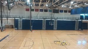 high school gym. Saline High School Gym