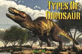 Discover The Different Types Of Dinosaurs With Pictures Facts