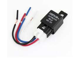 compare prices on wiring pin relay online shopping buy low longyue 10pcs spst 4 pin way relay plastic socket harness wire 40a 12v dc for
