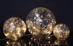 glass ball lighting. SET OF 3 GLASS BALL LIGHTS 1 Glass Ball Lighting E