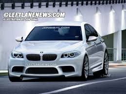 Coupe Series 2012 bmw m5 review : Rendering: 2012 BMW M5