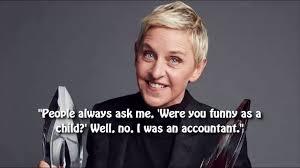Famous Ellen Degeneres Quotes