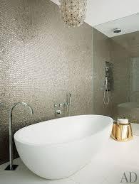 Mosaic Bathroom Designs Interior Awesome Design
