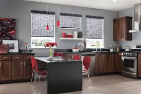 Patterned Blinds For Kitchen Our Roller Blinds Make My Blinds Patterned Kitchen Roller Blinds