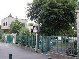 ecole maternelle de la rue de fontenay