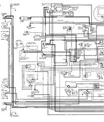 Opel manta 74 wiring diagram part 1